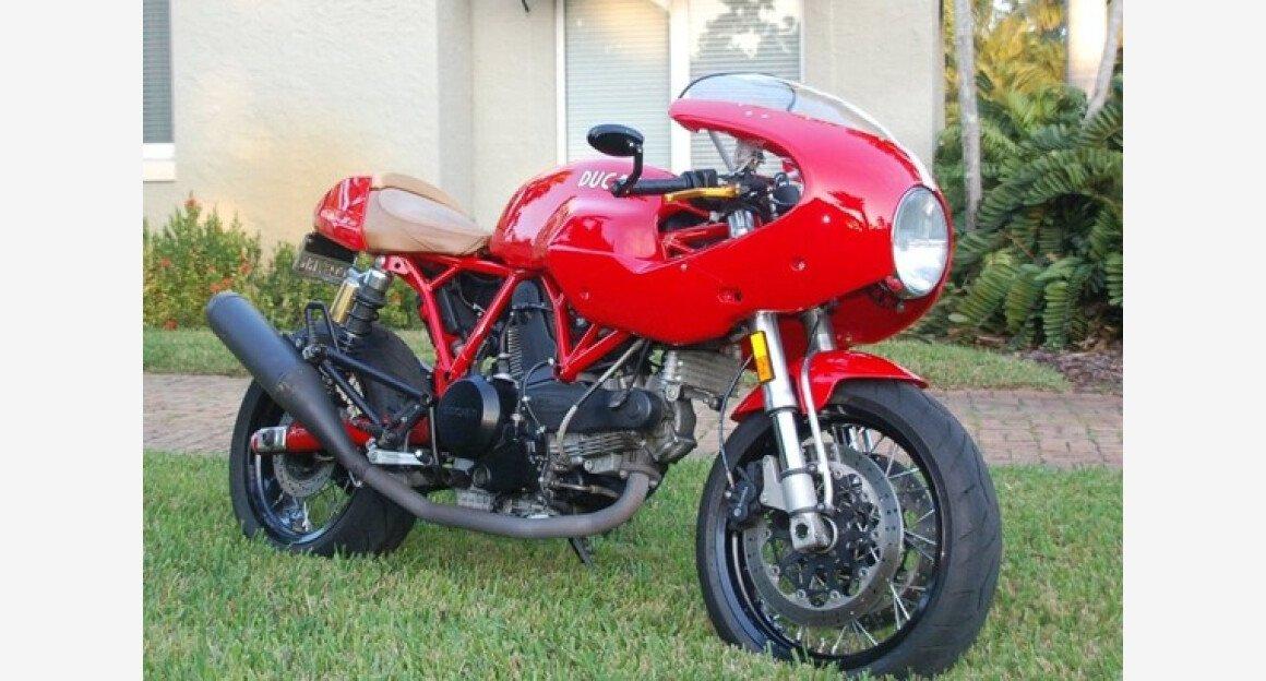 2007 Ducati Sportclassic for sale 200590506