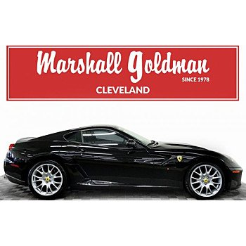 2007 Ferrari 599 GTB Fiorano for sale 101112355
