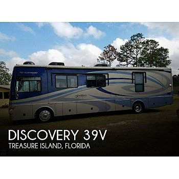 2007 Fleetwood Discovery for sale 300181535