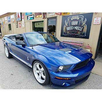 2007 Ford Mustang Shelby GT500 Convertible for sale 101030577