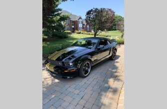 2007 Ford Mustang GT Convertible for sale 101270347