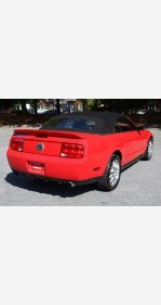 2007 Ford Mustang Shelby GT500 Convertible for sale 100981835