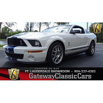 2007 Ford Mustang for sale 101056387