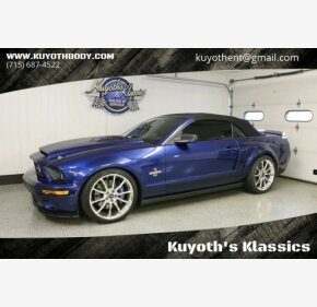 2007 Ford Mustang Shelby GT500 Convertible for sale 101083355