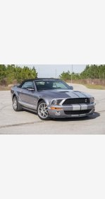 2007 Ford Mustang Shelby GT500 Convertible for sale 101085724