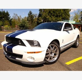 2007 Ford Mustang Shelby GT500 Coupe for sale 101134235