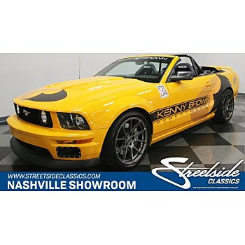 2007 Ford Mustang GT Convertible for sale 101150759