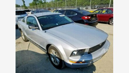 2007 Ford Mustang Coupe for sale 101183393