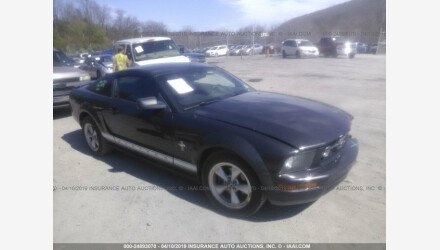 2007 Ford Mustang Coupe for sale 101187486