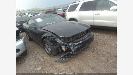 2007 Ford Mustang Convertible for sale 101190805