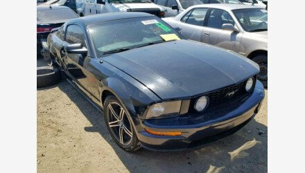 2007 Ford Mustang GT Coupe for sale 101193144