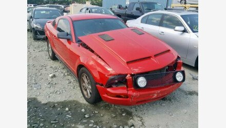 2007 Ford Mustang Coupe for sale 101193662