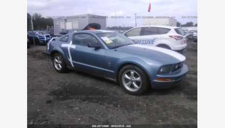 2007 Ford Mustang Coupe for sale 101193755