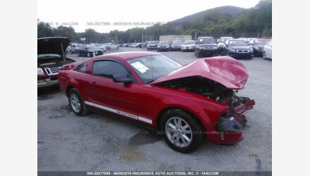 2007 Ford Mustang Coupe for sale 101193804