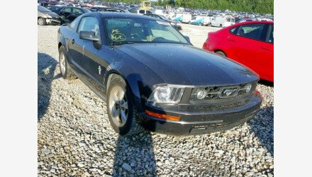 2007 Ford Mustang Coupe for sale 101195625