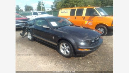 2007 Ford Mustang Coupe for sale 101200986