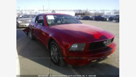 2007 Ford Mustang Coupe for sale 101205999