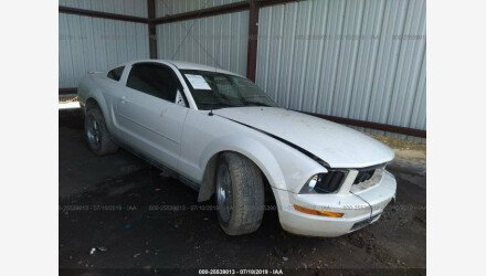 2007 Ford Mustang Coupe for sale 101209993