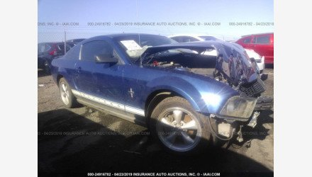 2007 Ford Mustang Coupe for sale 101216643