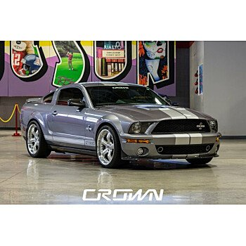 2007 Ford Mustang Shelby GT500 Coupe for sale 101217856