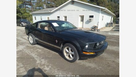 2007 Ford Mustang Coupe for sale 101218962