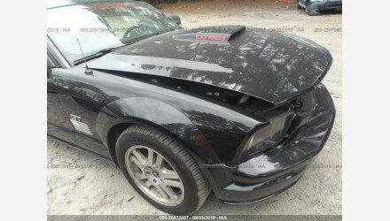 2007 Ford Mustang GT Coupe for sale 101220785