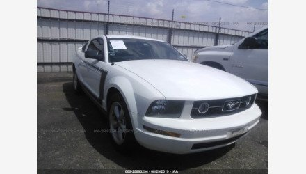 2007 Ford Mustang Coupe for sale 101220812