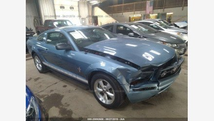 2007 Ford Mustang Coupe for sale 101220842