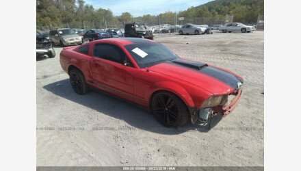 2007 Ford Mustang Coupe for sale 101222333