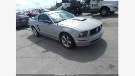 2007 Ford Mustang GT Coupe for sale 101222375