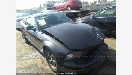 2007 Ford Mustang Coupe for sale 101224461