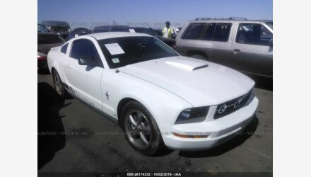 2007 Ford Mustang Coupe for sale 101224594