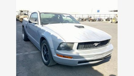 2007 Ford Mustang Coupe for sale 101224986