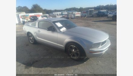 2007 Ford Mustang Coupe for sale 101241214