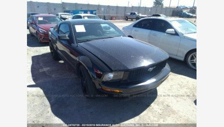 2007 Ford Mustang Coupe for sale 101241222