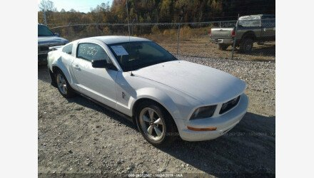 2007 Ford Mustang Coupe for sale 101241290