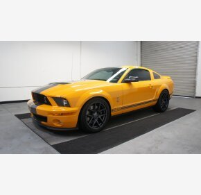 2007 Ford Mustang Shelby GT500 Coupe for sale 101258654