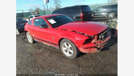 2007 Ford Mustang Coupe for sale 101282369
