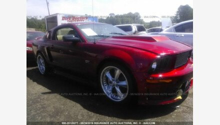 2007 Ford Mustang GT Coupe for sale 101282382