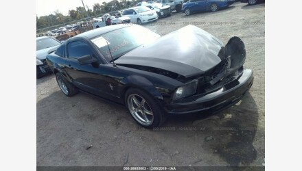2007 Ford Mustang Coupe for sale 101284880