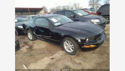 2007 Ford Mustang Coupe for sale 101288034