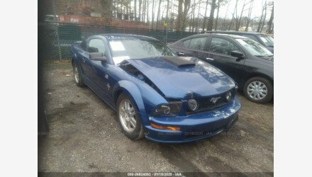 2007 Ford Mustang GT Coupe for sale 101289132