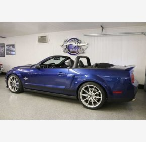 2007 Ford Mustang Shelby GT500 Convertible for sale 101297031