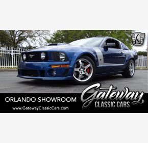 2007 Ford Mustang for sale 101302335