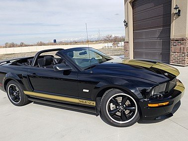 2007 Ford Mustang GT Convertible for sale 101310057
