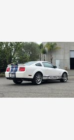 2007 Ford Mustang Shelby GT500 Coupe for sale 101325440