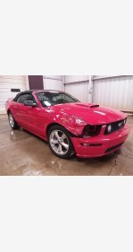 2007 Ford Mustang GT Convertible for sale 101326491