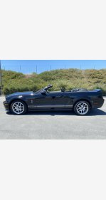 2007 Ford Mustang Shelby GT500 Convertible for sale 101334033