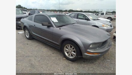 2007 Ford Mustang Coupe for sale 101340635