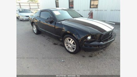 2007 Ford Mustang Coupe for sale 101340696